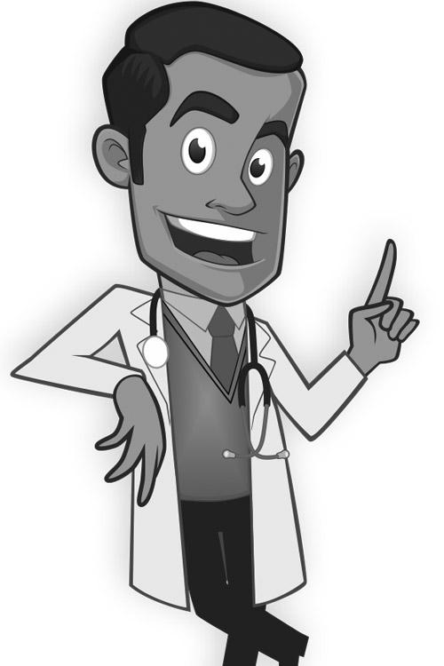 I Parte: Vai um bom atendimento aí doutor...